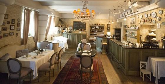 Ресторан Sorbetto - фотография 32 - Зал пиццерия.