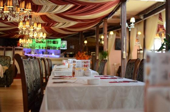 Ресторан Золотой бамбук - фотография 8