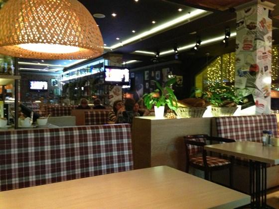 Ресторан La piola - фотография 35 - Уютно,как дома!!!