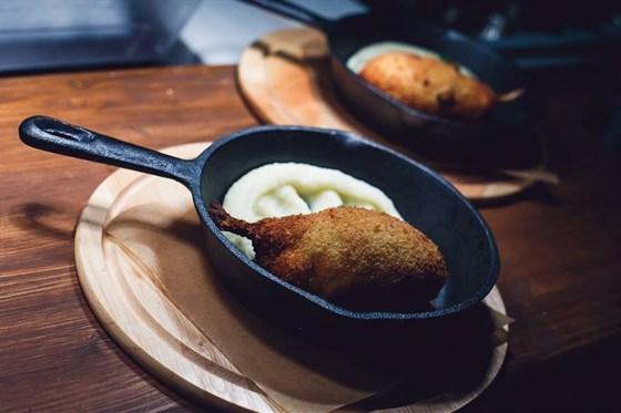 Ресторан Валерий Чкалов - фотография 4