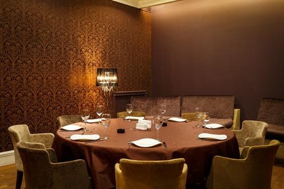 Ресторан Архитектор - фотография 14 - vip-комната