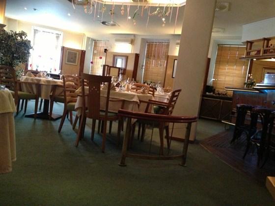 Ресторан Дориан Грей - фотография 10 - Дориан Грей в воскресный обед - никого