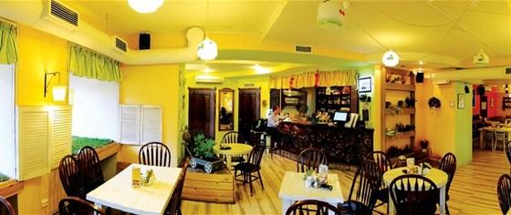 Ресторан Тепличные условия - фотография 1