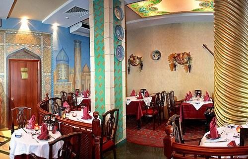 Ресторан Самарканд - фотография 21