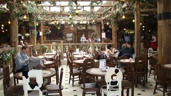 Ресторан Му-му - фотография 11