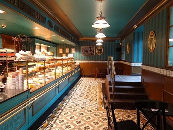 Ресторан Мадам Буланже - фотография 12 - интерьер