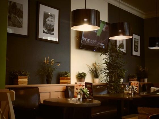 Ресторан Жареная лисица - фотография 1