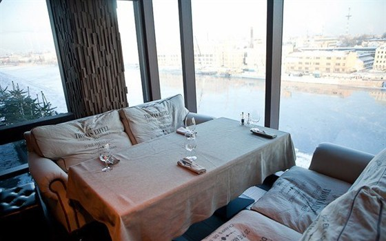 Ресторан Москва City - фотография 15