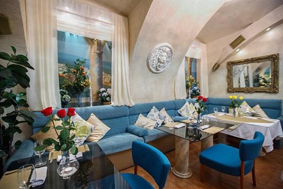 Ресторан Palermo - фотография 6 - Ресторан Палермо/Palermo restaurant