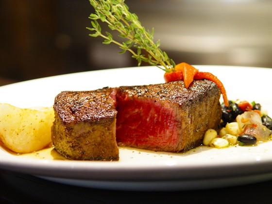 Ресторан Code 011 - фотография 10 - Великолепное филе