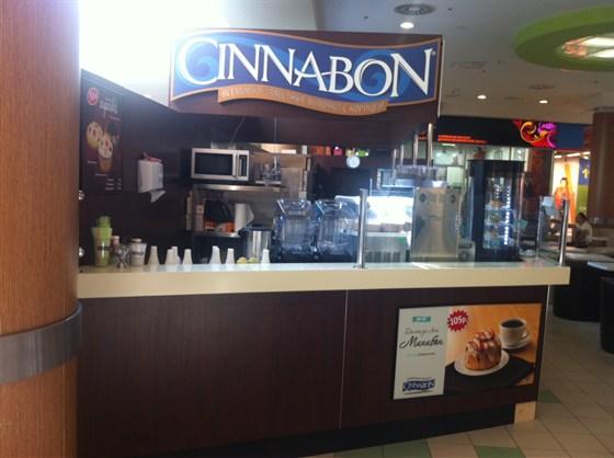 Ресторан Cinnabon - фотография 1