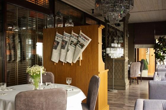 Ресторан BBcafé - фотография 5