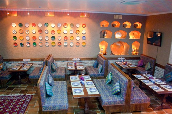Ресторан Павлин-мавлин - фотография 15