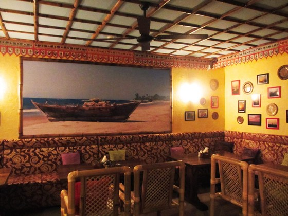 Ресторан Go Goa - фотография 2