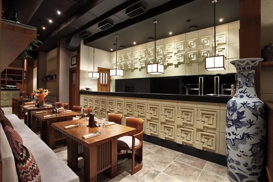 Ресторан Талиесин - фотография 9
