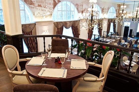 Ресторан Ломоносов - фотография 17