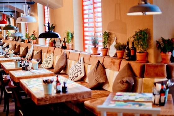 Ресторан Marcelli's - фотография 1