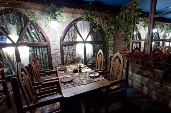Ресторан Баден-Баден - фотография 2