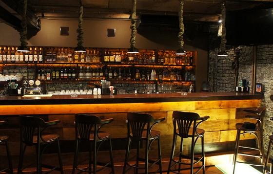 Ресторан Belochka - фотография 7 - Бар