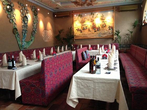 Ресторан Павлин-мавлин - фотография 11 - Организация банкетов и всякого рода мероприятий, гибкие цены.