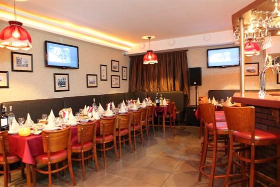 Ресторан Утесофф - фотография 6 - Банкет