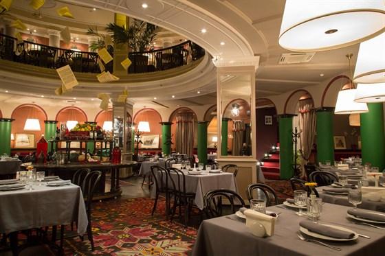 Ресторан Чайковский в Тифлисе - фотография 4