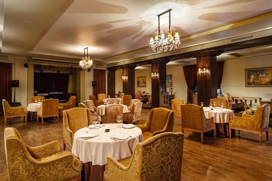 Ресторан Архитектор - фотография 28 - основной зал