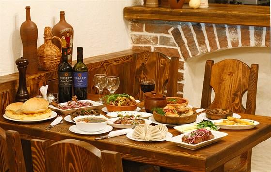 Ресторан Хинкальная на Щепкина - фотография 4