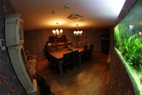 Ресторан Рукав - фотография 17 - VIP кабинет
