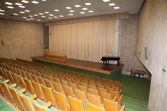 Ресторан Измайлово-холл - фотография 2 - Конференц зал на 350 человек