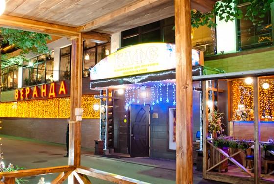 Ресторан Веранда - фотография 33
