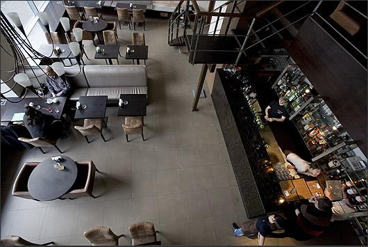 Ресторан Листья - фотография 1