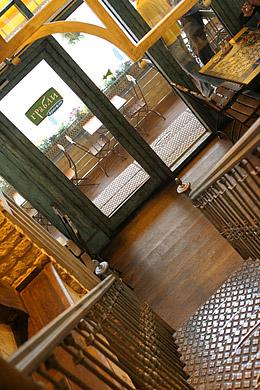 Ресторан Старый чердак - фотография 16