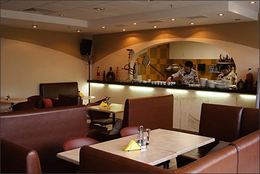 Ресторан Дирижабль - фотография 5