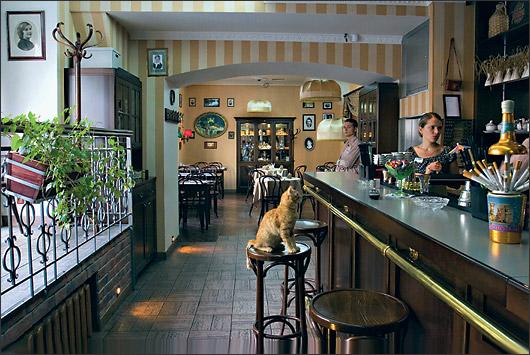 Ресторан У Покровских Ворот - фотография 5