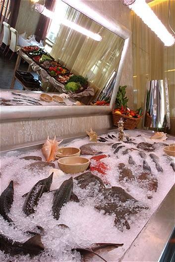 Ресторан Fish - фотография 1
