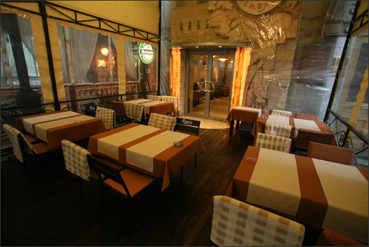Ресторан Кебаб-сити - фотография 14