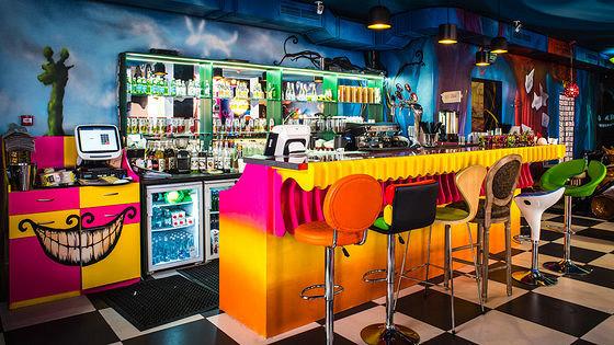 Ресторан Алиса в стране чудес - фотография 1