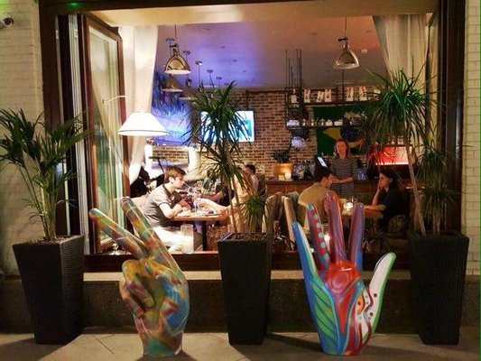 Ресторан Cafezinho do Brasil - фотография 15