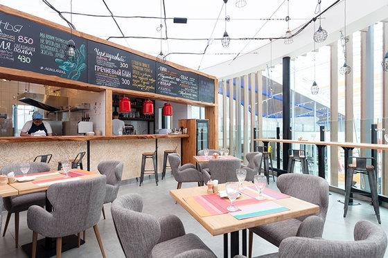 Ресторан Lavkalavka - фотография 12