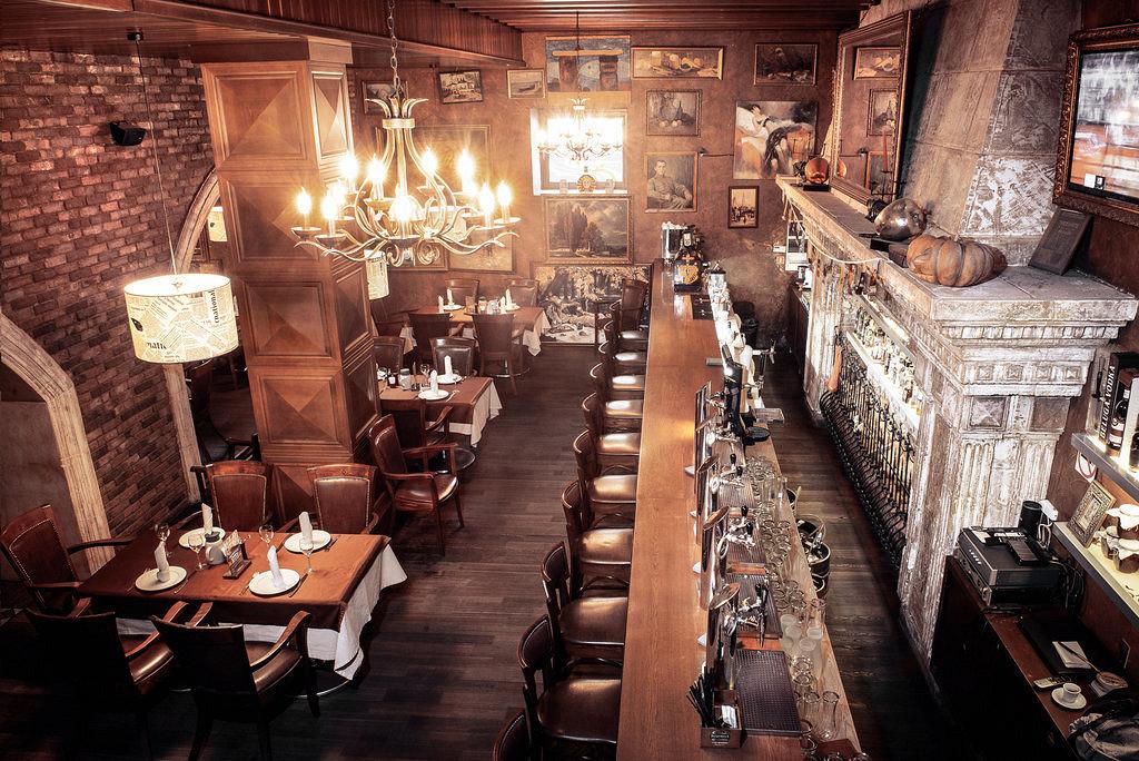 Ресторан Пивная библиотека - фотография 9