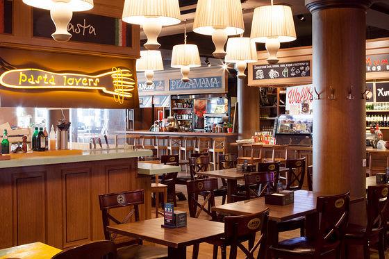 Ресторан Food Market 21 - фотография 26