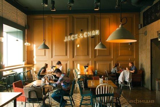 Ресторан Jack & Chan - фотография 15