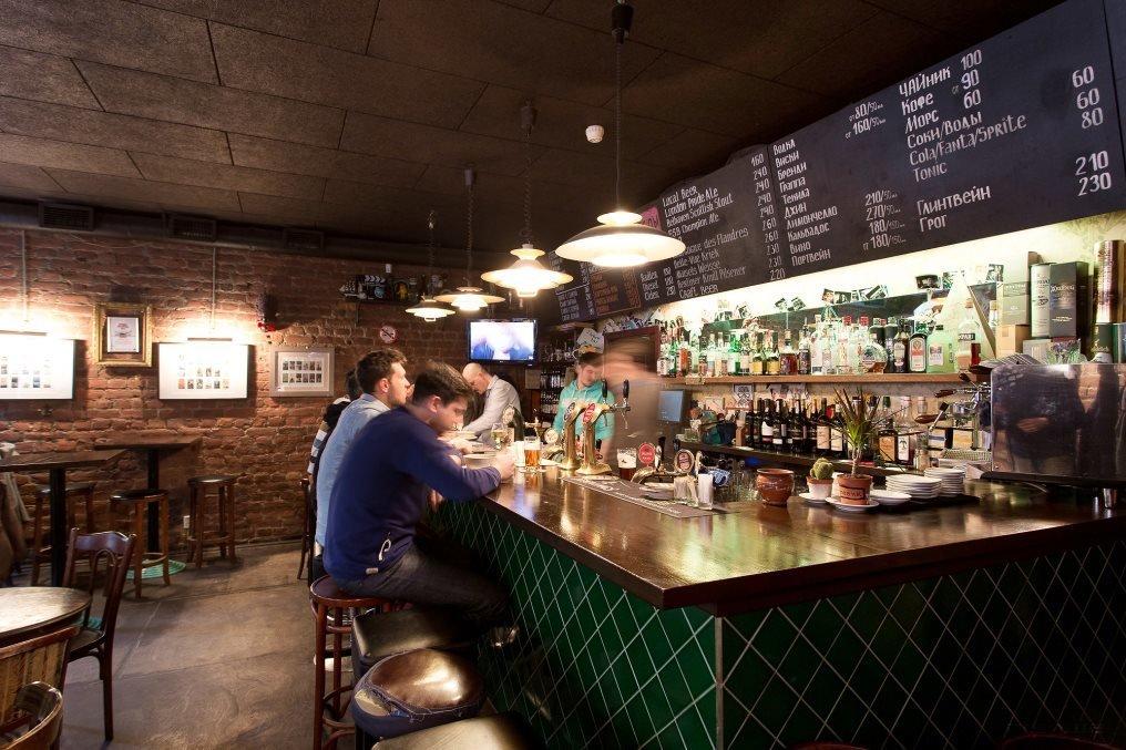 Ресторан I Believe - фотография 11