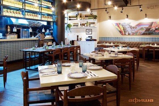 Ресторан Trattoria siciliana - фотография 18