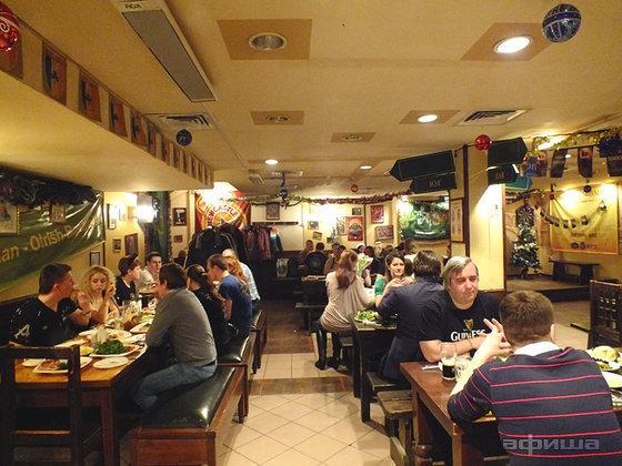 Ресторан Molly Malones - фотография 1