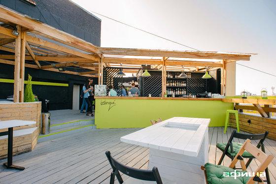 Ресторан Botanique Bar - фотография 3