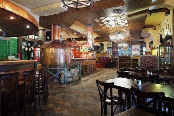 Ресторан Pan Smetan - фотография 10