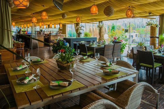 Ресторан Bamboo.Bar - фотография 13