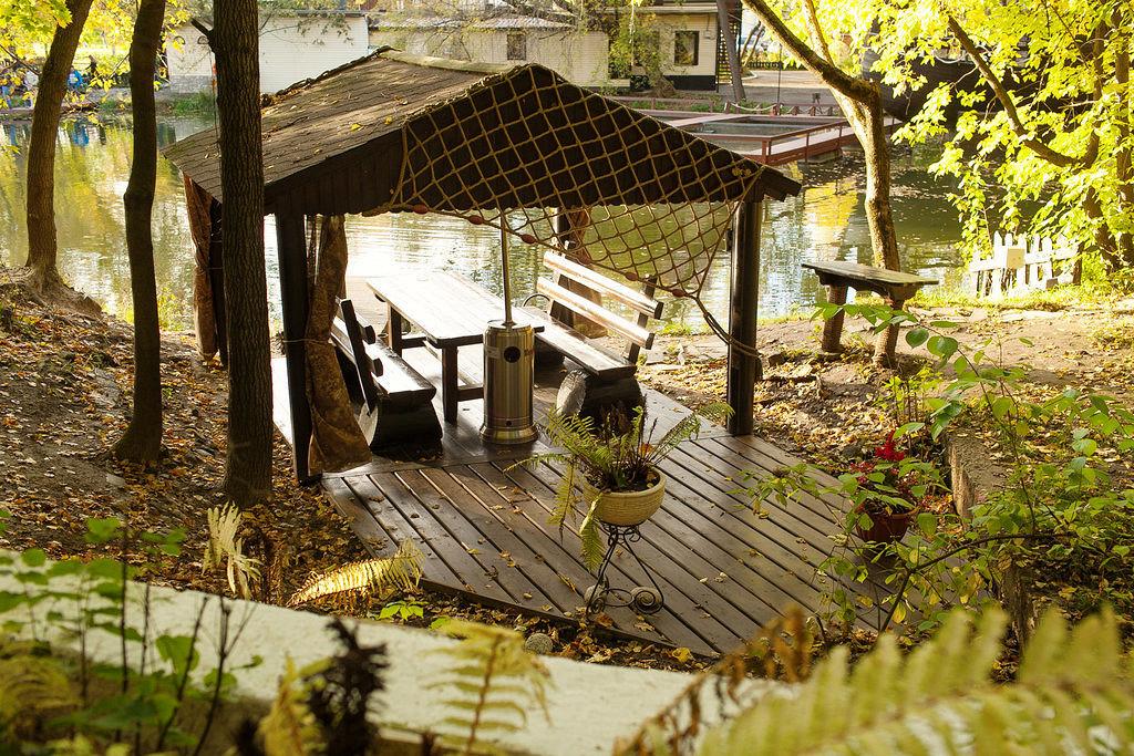 Ресторан Рыбацкая деревня - фотография 11